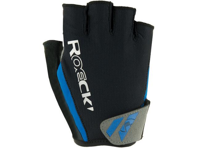 ff403cc17e3091 Roeckl Ilio Handschuhe schwarz/blau günstig kaufen | Brügelmann